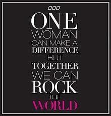 Women supporting women quotes