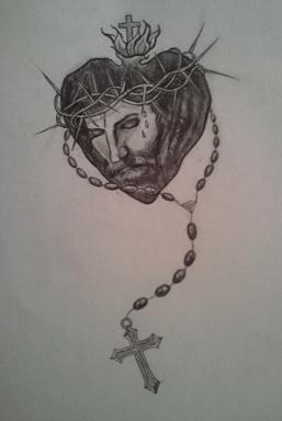 Jesus Sacred heart                                                                                                                                                                                 Más