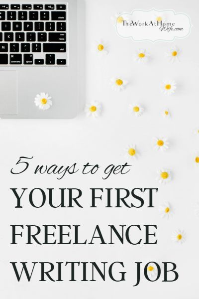 best images about work from home 5 ways to land your first lance writing jobs