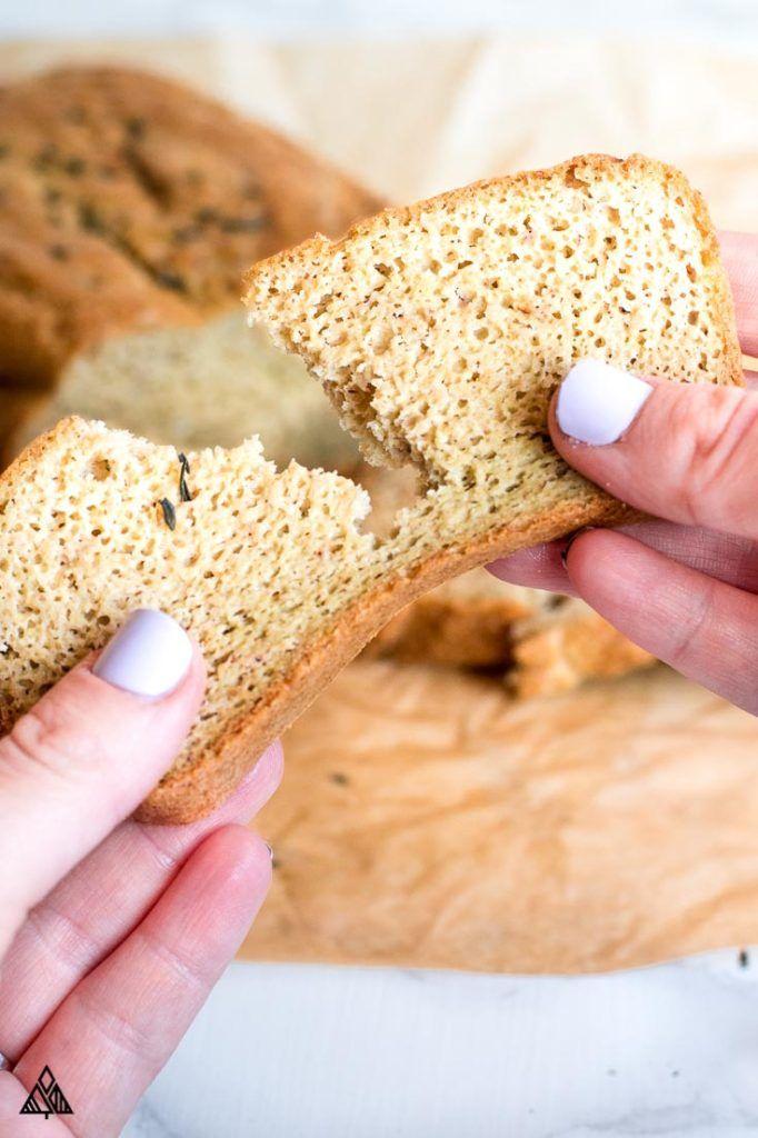 Almond Flour Bread Recipe Almond Flour Bread Keto Bread Coconut Flour Easy Keto Bread Recipe