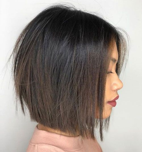 Neueste 30 Bilder von Bob Style Haarschnitte