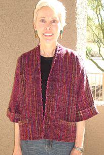 Judith Shangold - patterns for handwoven fabrics