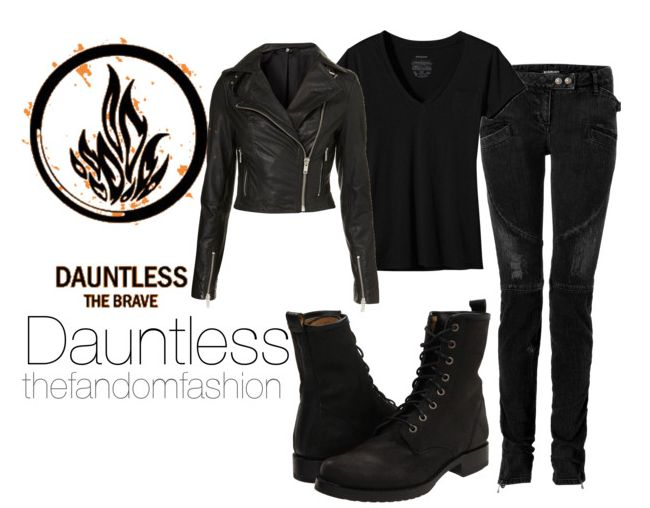 Dauntless inspired, this would be the easiest Halloween costume ever. Literally have all of this.