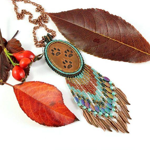 Wolf necklace Wolf jewelry Wolf jewelry women Statement