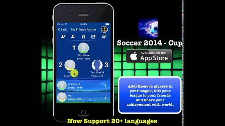 Hey check out this amazing app for World Cup 2014. Now mark your prediction for every match of World Cup, earn points and compete with your friends.