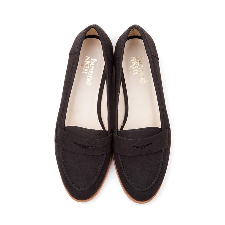 Faux Suede Kate Loafers
