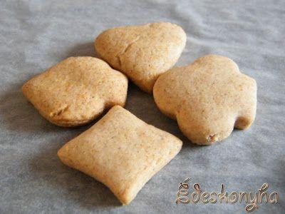 Az én édes konyhám: Fahéjas mézes keksz