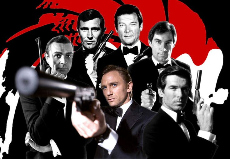 James Bond Themed Events & Parties.