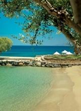 Elounda Mare's beach, Crete