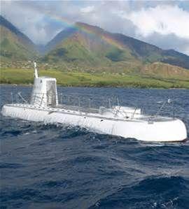 Atlantis Submarine Maui