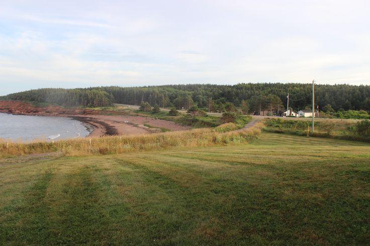 Doyle's Cove North Shore, PEI. 2015