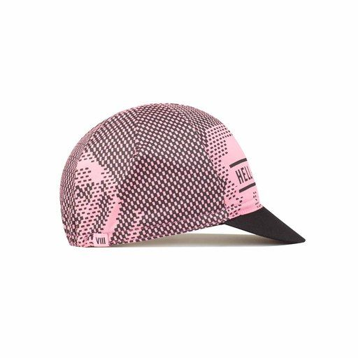 Limited edition cap celebrating Rapha's eighth Hell of the North ride, north of London.