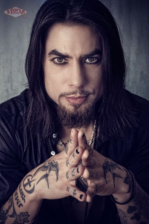 Dave Navarro of Janes Addiction / INK Masters - Photo by Reverend Vegas(www.reverend-vegas.com) - Xavian in Night Child