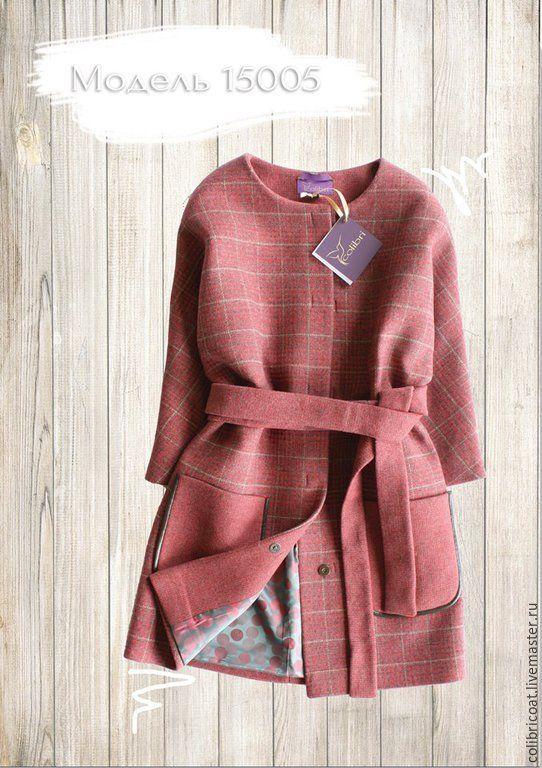 Купить Пальто М15005 - женское пальто, демисезонное пальто, стильное пальто, пальто на заказ