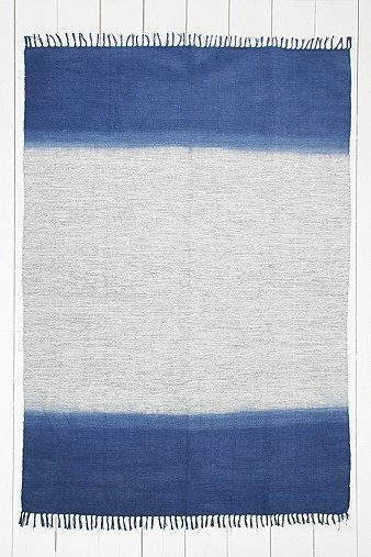 Dip Dyed 5x7 Rug - Urban Outfitters