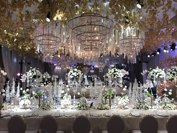14 Grand Reception Styling Designs That Will Wow You Debut