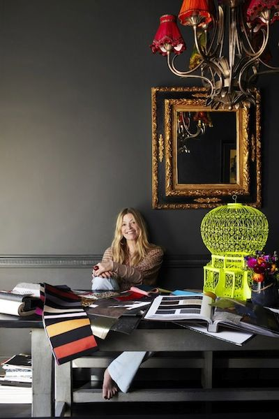 BRAVE SHOWROOM -  Brave Boutique offers a bespoke intimate consultation at there home and showroom, where the will guide you through her handpicked collection of luxury fabrics and wallpapers from the  industries finest.