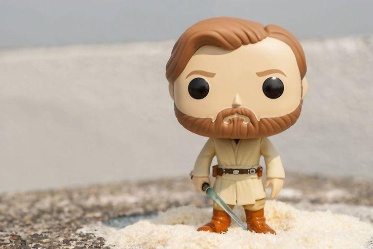 Funko revela figura POP! do jovem Obi-Wan Kenobi