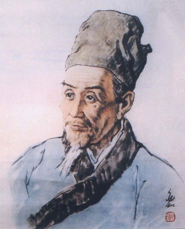 Li Shizhen (born 1518AD, died 1593 AD