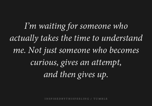 waiting for someone #quotes