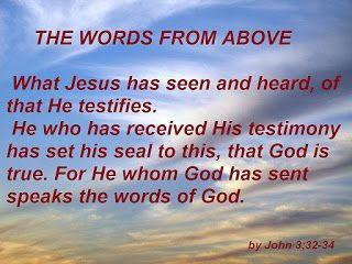 HOLY WORDS: TRUE FAITH IN GOD