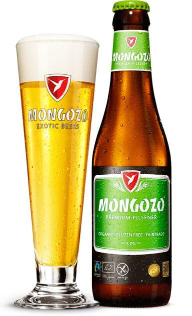 Mangozo Premium Pilsener   Brouwerij L. Huyghe