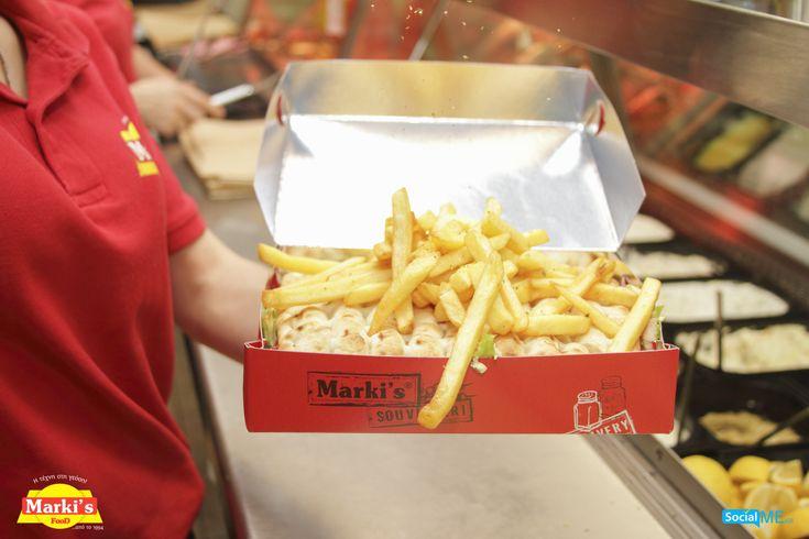 Ξεχειλίζουν η πατάτες, ξεχειλίζει και η γεύση! Για να φτάσει το…παραφουσκωμένο κουτί με το Pita Club σου, μπες τώρα στο → http://bit.ly/OnlineΠαραγγελία, και κάνε την πρώτη σου Online παραγγελία, με έκπτωση -20%!