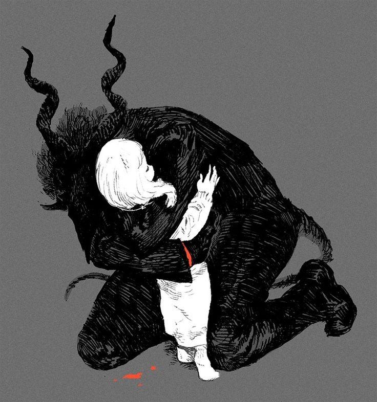 vk.com/mudbl00d — Artist: ながべ