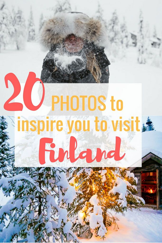 20 Photos to Inspire You to Visit Finland  My time in Finland was spectacular and I have so much amazing information to share with you so that you can do some of the cool things I got to do on the Nordic Blogger's Experience, which I was invited to this year.  If you're like me and have a wanderlust for everywhere, then it won't take much to push you over the edge to book a flight to Finland! Here are 20 photos to inspire you to visit Finland!