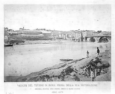 ponte sisto 1878