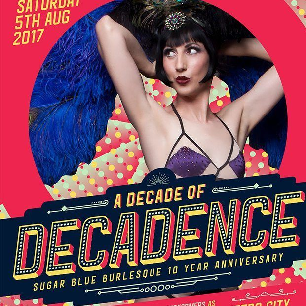 Perks of #journolife - going to see #adecadeofdecadence by #sugarblueburlesque #sbb tonight in #perthlife #pertharts #Perth! Very excited - who else is going tonight and more importantly what are you going to wear? Stay tuned for a review shortly! #burlesque #cabaret #theatre #arts