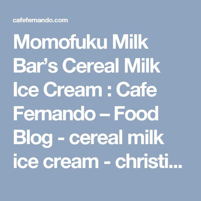 milk inside my kinda cereal cereal and milk yes cereal milk stripes ...