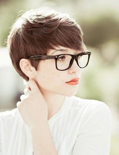Fantastic 1000 Images About Hairstyles On Pinterest Pixie Cuts Pixie Hairstyle Inspiration Daily Dogsangcom