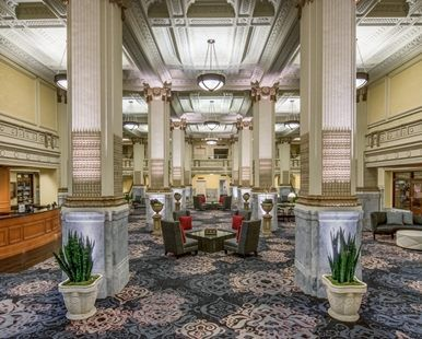 Embassy Suites Portland - Downtown Hotel, OR - Lobby