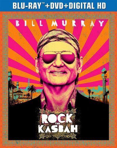 Rock the Kasbah [Includes Digital Copy] [UltraViolet] [Blu-ray/DVD] [2 Discs] [2015]
