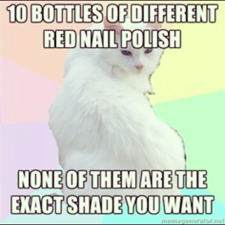 Funny Meme Nails : Best images about nail memes on pinterest not enough