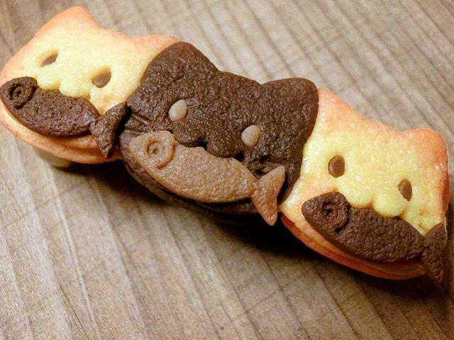 ネコクッキーバレッタ