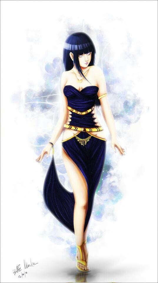 Princess Byakugan - Hinata