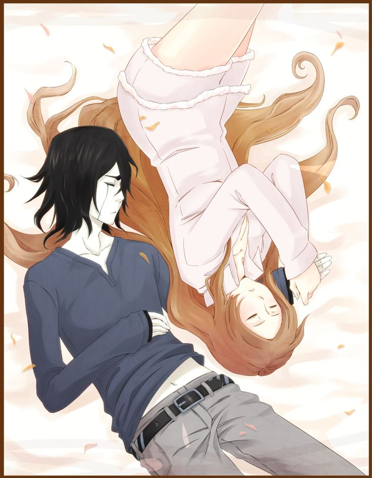 139 best Orihime and Ulquiorra images on Pinterest | Bleach anime ...