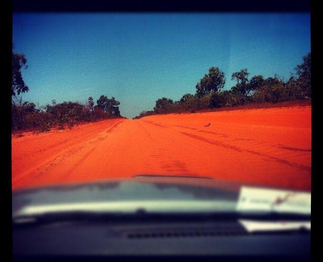 Cape Leveque Road.