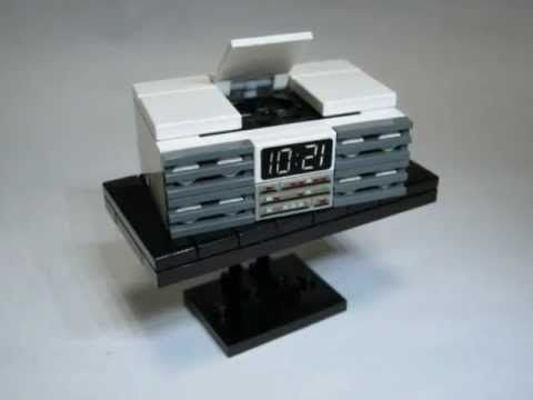 How to make Lego furniture 6 - YouTube