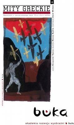 Mity greckie - Trzy złote jabłka - Płyta CD + książeczka - Niestraszne mu były lwy, hydry, centaury czy wstrętne węże, podejmował się najtrudniejszych prac, wychodził cało z opresji.