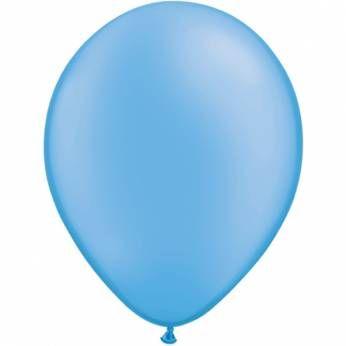 Qualatex Neon Blauwe Ballonnen 11 inch per 100 Stuks