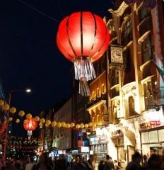 London Chinatown 2012