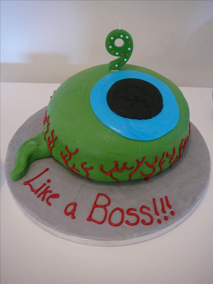 Jacksepticeye cake for sons birthday