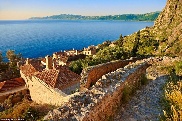 Peloponnese is featured in Homer's epic ancient poem, The Iliad as the spot where Paris of Troy eloped with Helen, and in The Odyssey where Odysseus¿s son Telemachus set out in search of his father and as the area where myths say Hercules fought the Nemean lion