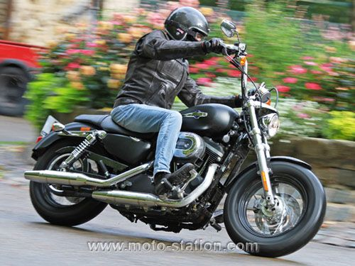 HD Sportster_1200_Custom