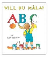 Beskow målarbok ABC