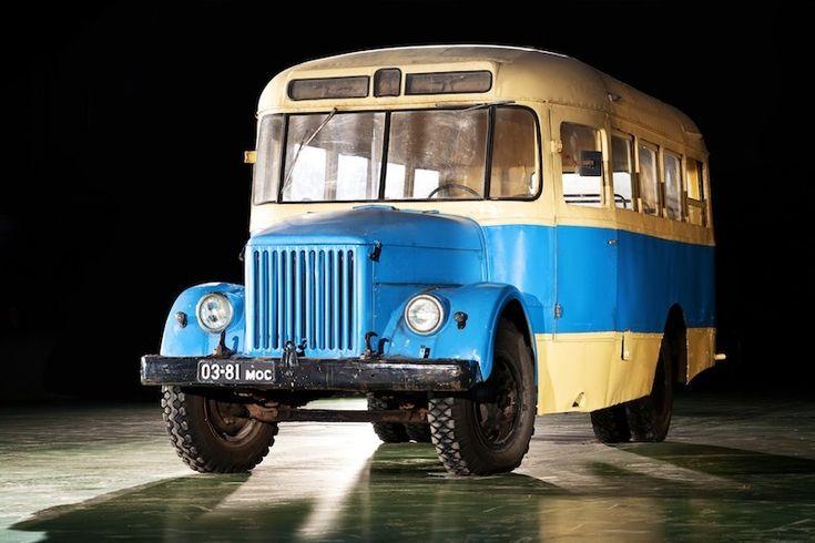 ПАЗ-651 1949-1973