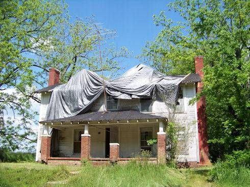 39 best images about tennessee abandoned on pinterest for Colonel homes